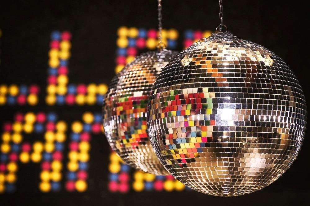 Roller Planet disco ball